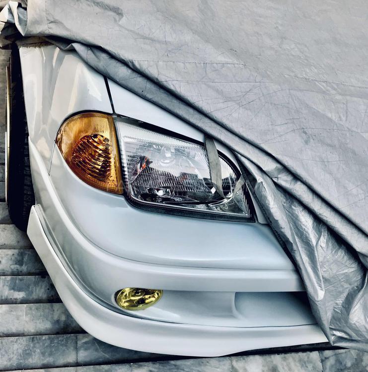 Suzuki Cultus - 2004 Sneeks Image-1