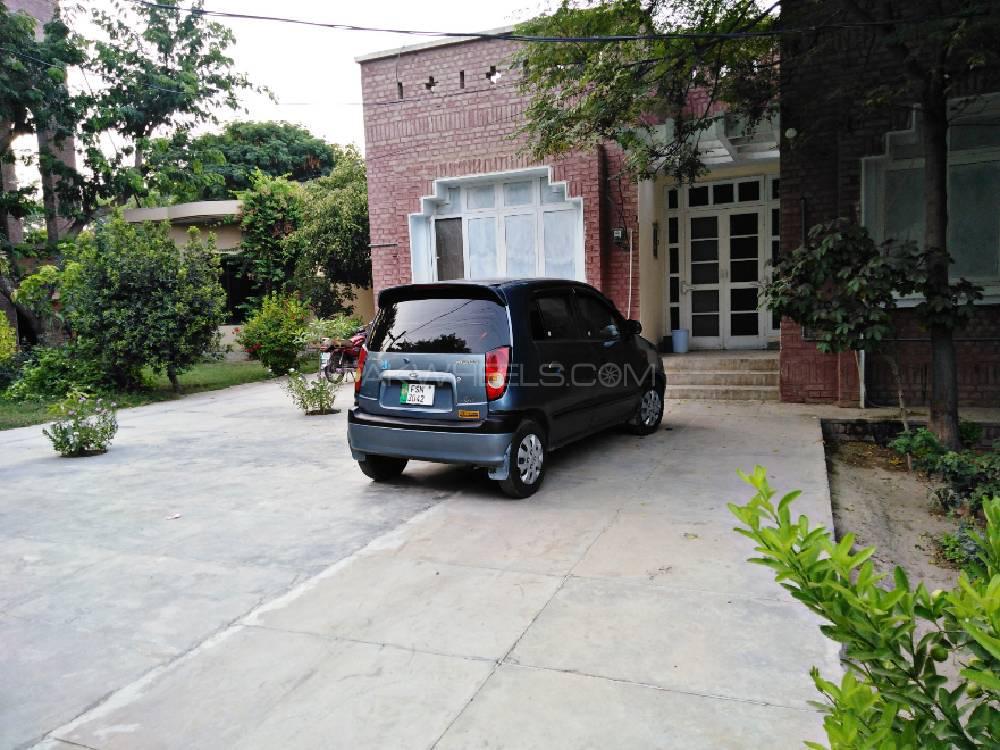 Hyundai Santro - 2006 santroo. Image-1