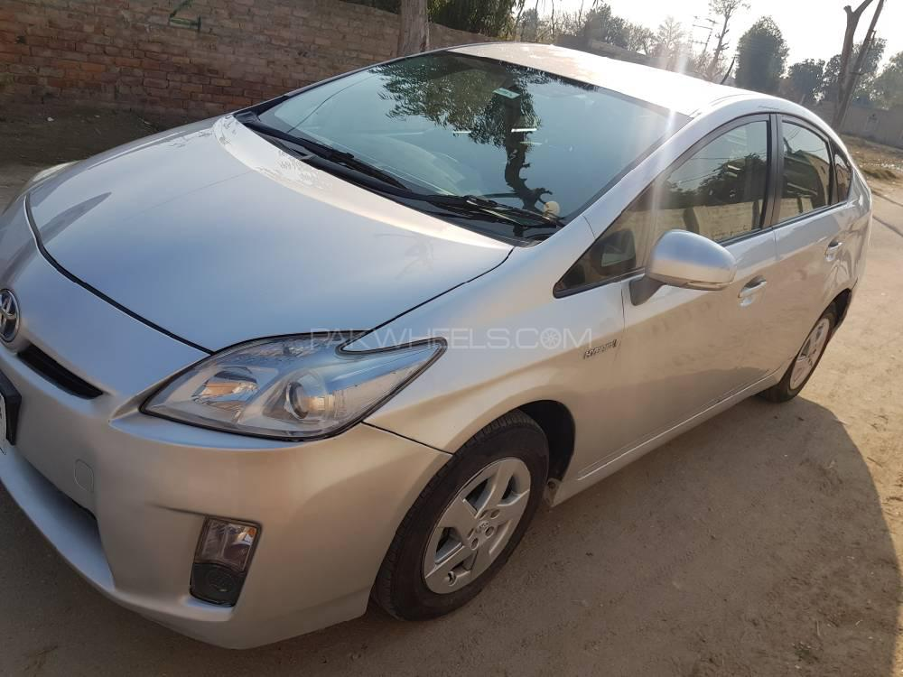 Toyota Prius G LED Edition 1.8 2010 Image-1