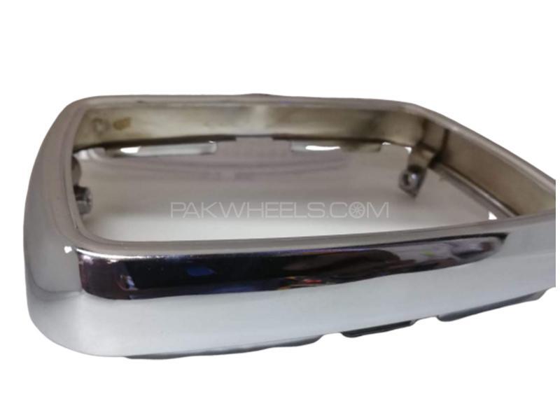 Chrome Rim Head Light For 70cc Image-1