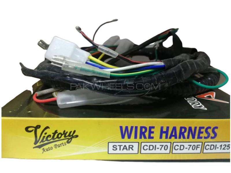 Universal Wire Harness For 70cc Image-1