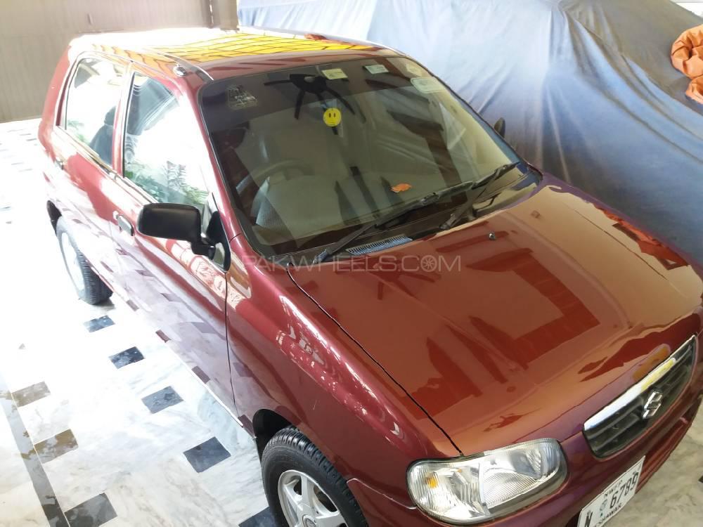Suzuki Alto - 2003 car lover Image-1