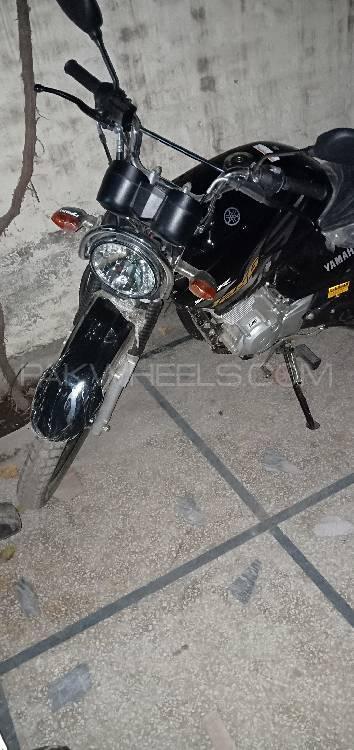 Yamaha YBR 125G - 2018 kalim Akbar Image-1