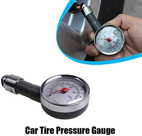 Tyre Pressuer Gauge Image-1
