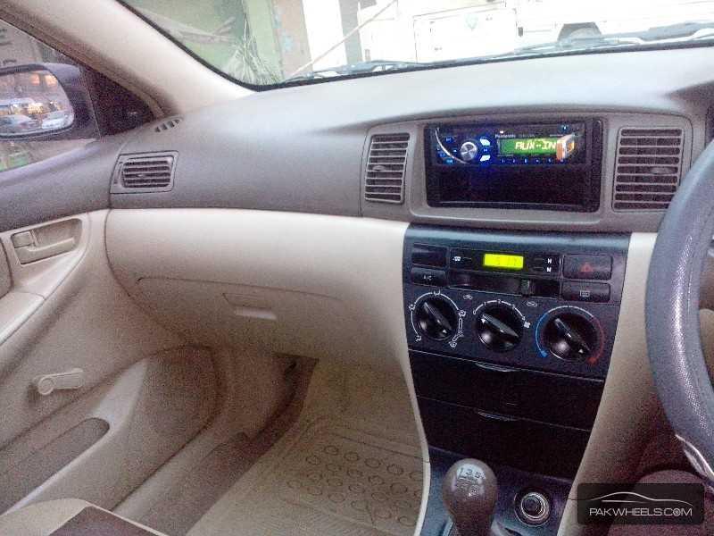 Toyota Corolla XLi 2008 Image-5