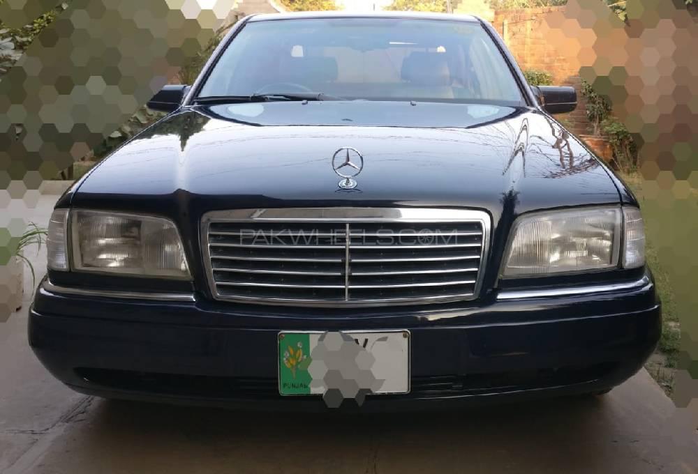 Mercedes Benz C Class - 1995 Mercedes Benz C 180 Image-1