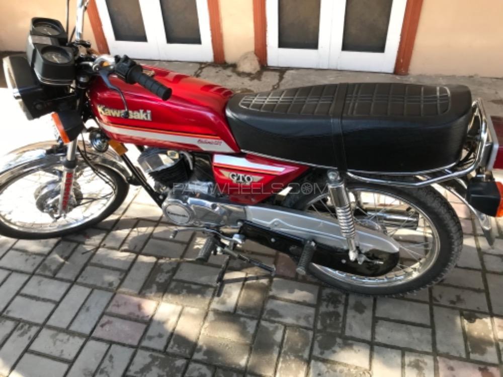 Kawasaki GTO 100 - 1990  Image-1