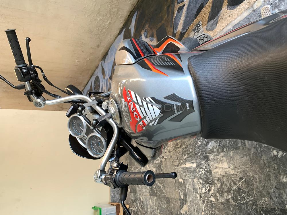 Honda CB 150F 2019 Image-1