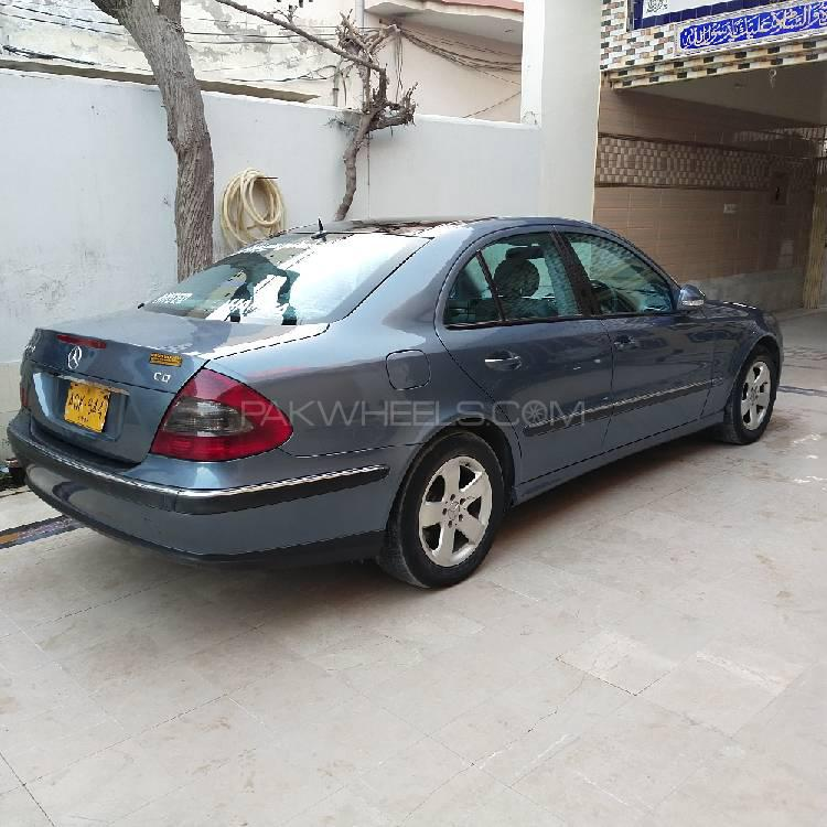 Mercedes Benz E Class E270 CDI 2008 For Sale In Faisalabad