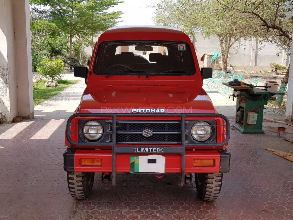 Suzuki Potohar - 1998  Image-1