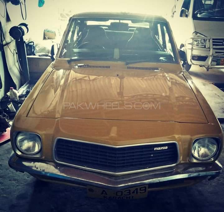 Mazda 808 - 1977  Image-1