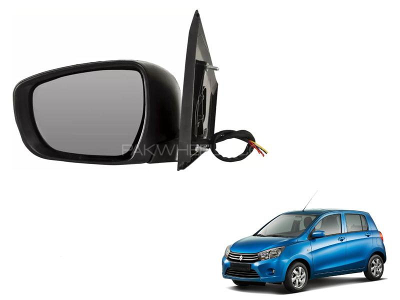 Suzuki Cultus 2017-2020 Genuine Side Mirror Power LH Image-1
