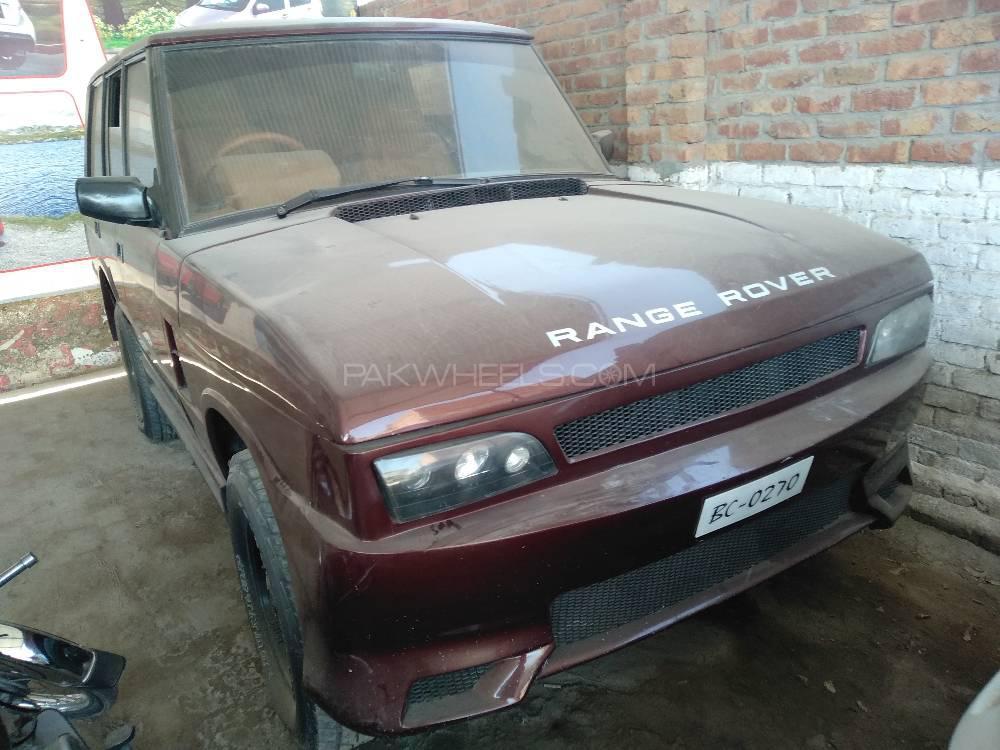 Range Rover Vogue Supercharged 4.2 V8 1990 Image-1