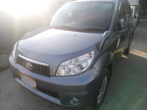 Used Toyota Rush X 2012