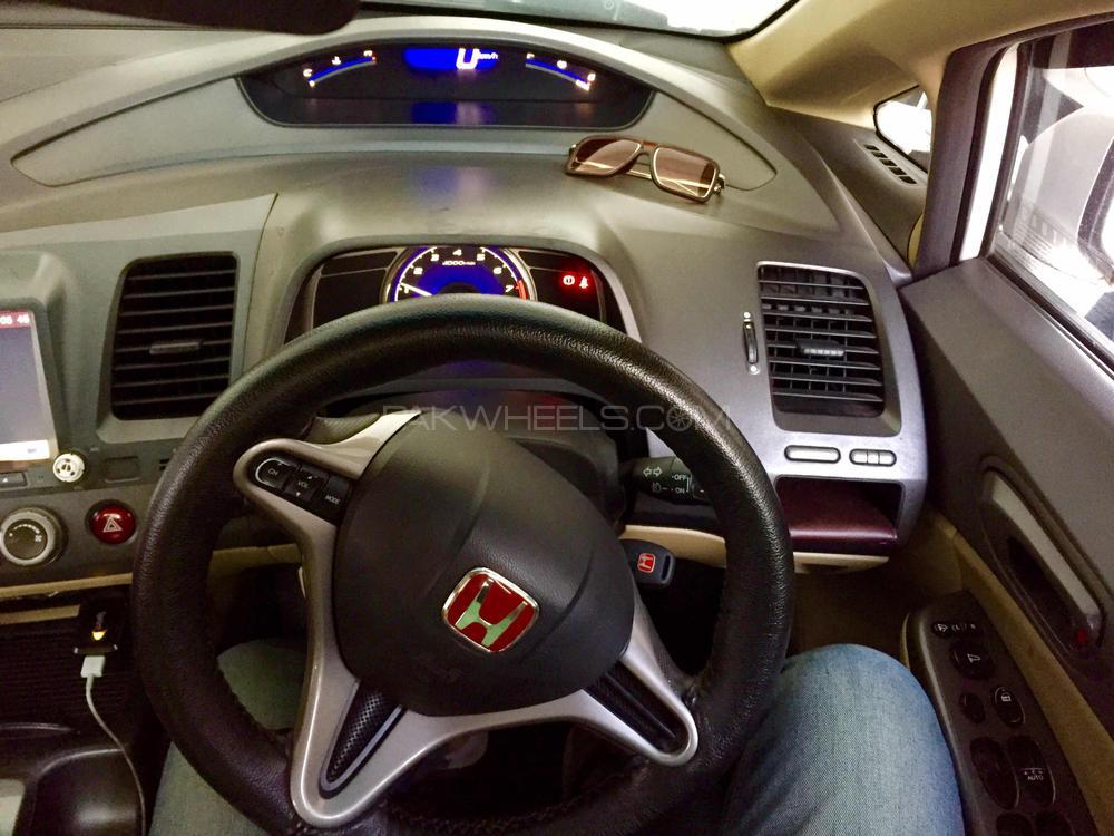 Honda Civic - 2010 Reborn  Image-1