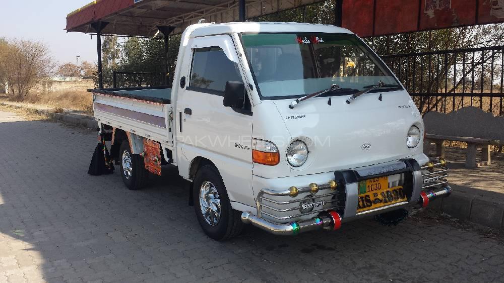 Hyundai Shehzore Pickup H-100 2010 Image-1