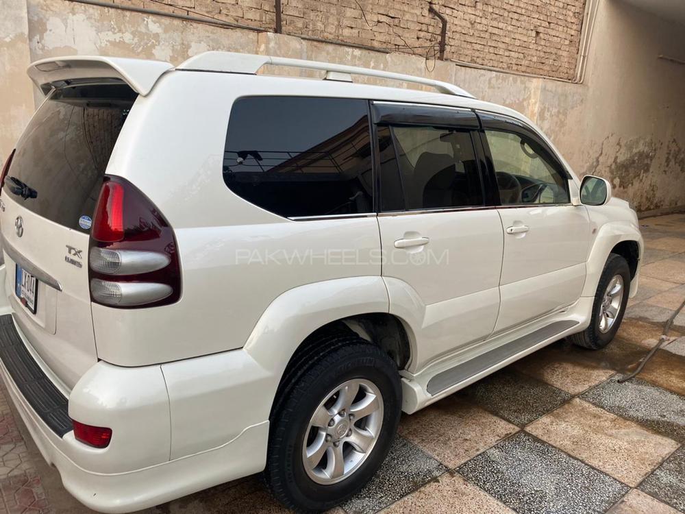 Toyota Prado TX Limited 2.7 2004 Image-1