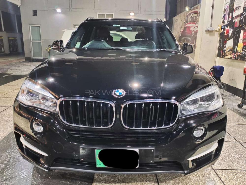 BMW X5 Series xDrive35d 2016 Image-1