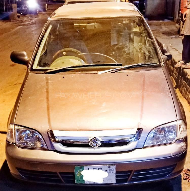 Suzuki Cultus VXLi (CNG) 2009 Image-1