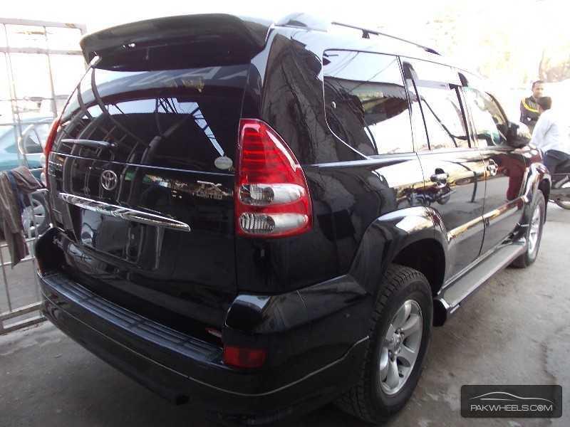 Toyota Prado Tx Limited 2 7 2006 For Sale In Rawalpindi