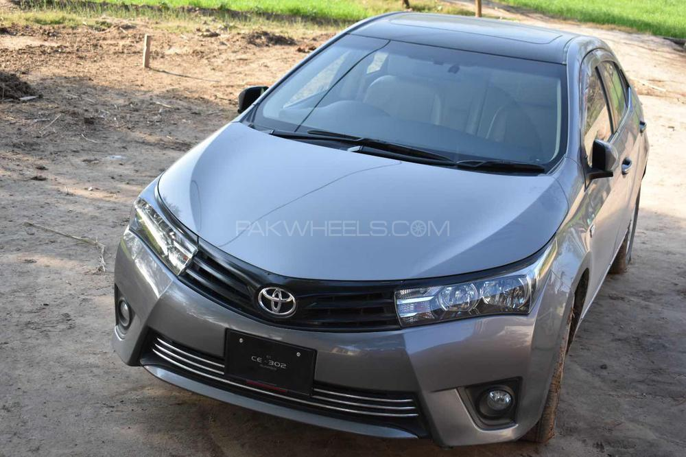 Toyota Corolla - 2014 grande Image-1