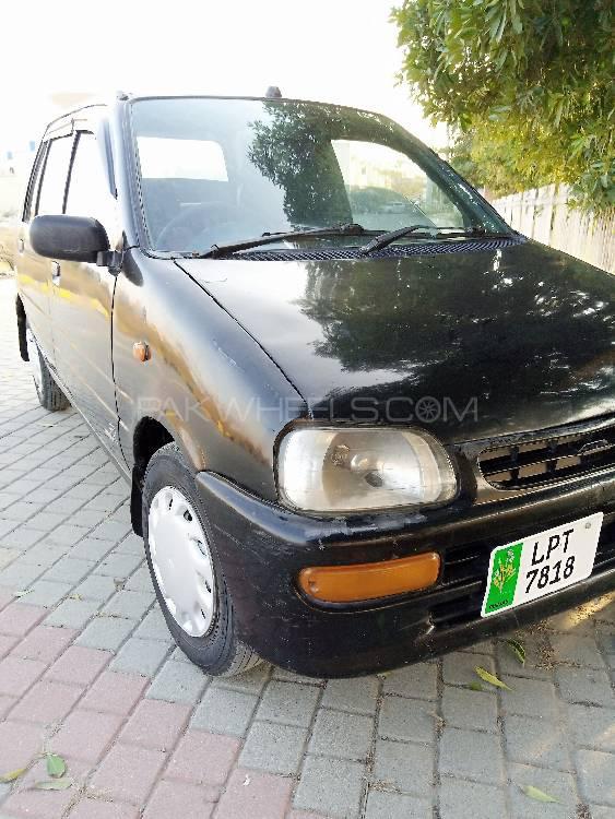 Daihatsu Cuore 1993 Image-1