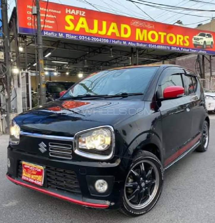 Suzuki Alto TURBO RS 2016 Image-1