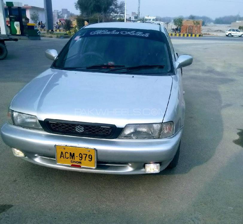 Suzuki Baleno JXR 2000 Image-1
