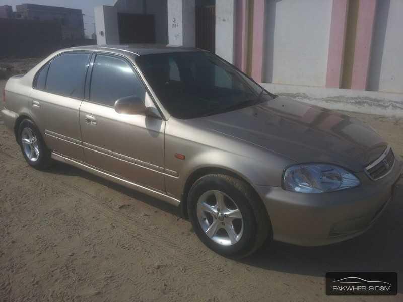 Honda Civic 1996 Image-1