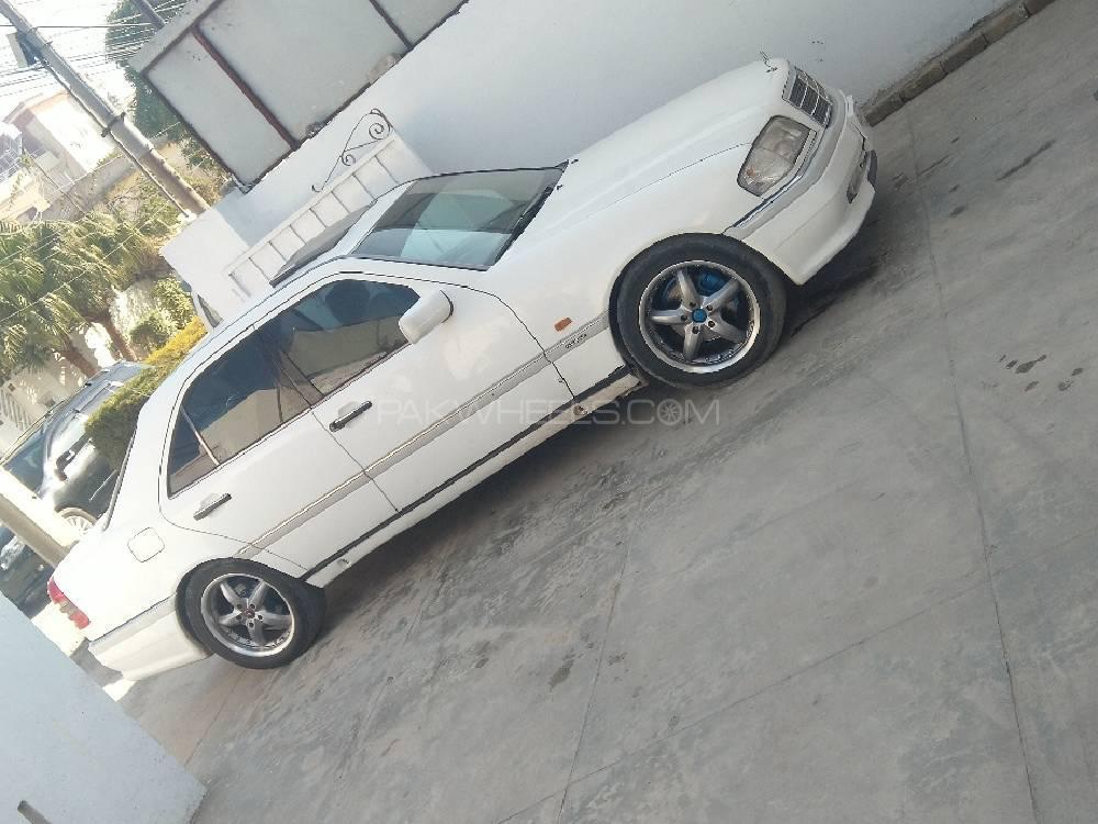 Mercedes Benz Cl Class 1995 Image-1