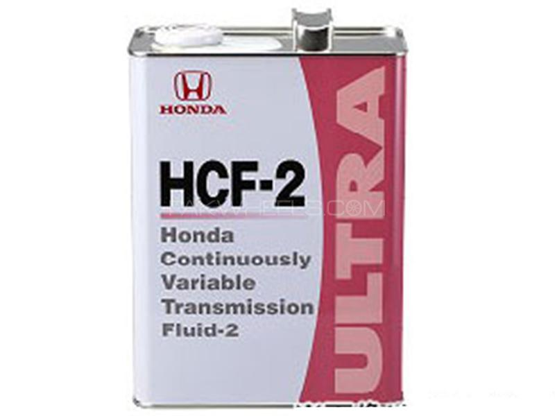 Honda Genuine CVT HCF Gear Oil - 3.5 Litre in Karachi