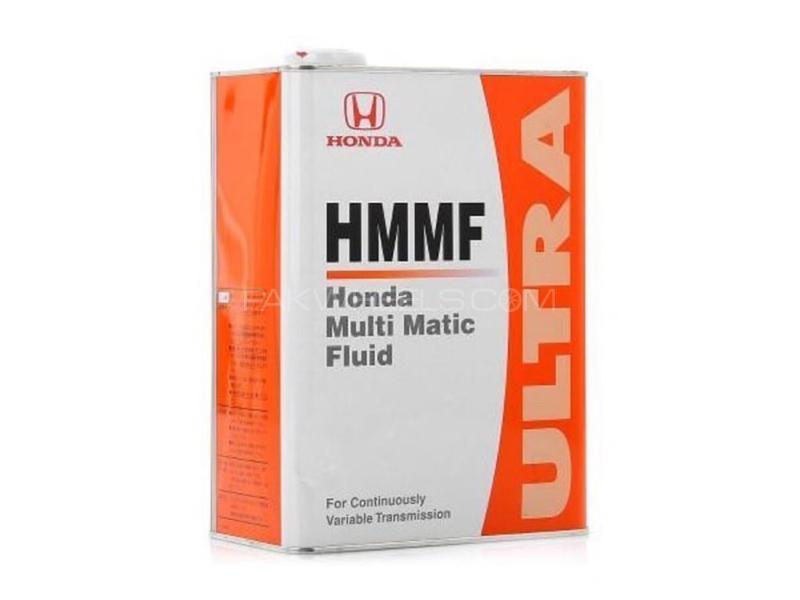 Honda Genuine HMMF Transmission Oil - 4 Litre Image-1