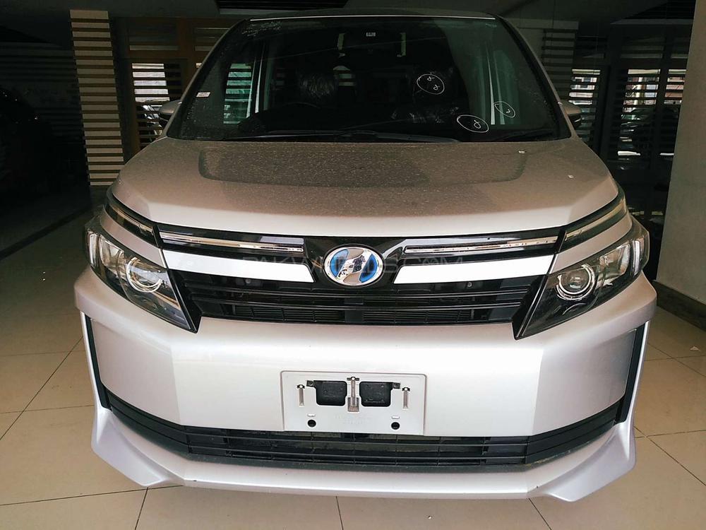 Toyota Voxy TRANS-X 2014 Image-1