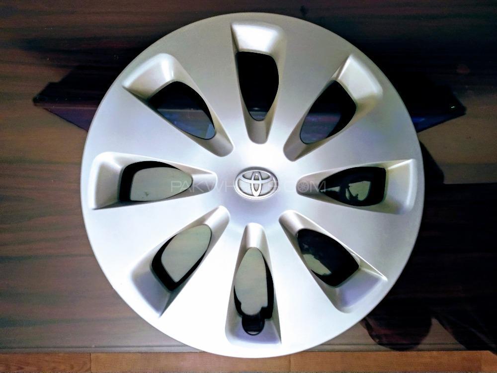 Toyota Aqua Wheel Covers Image-1
