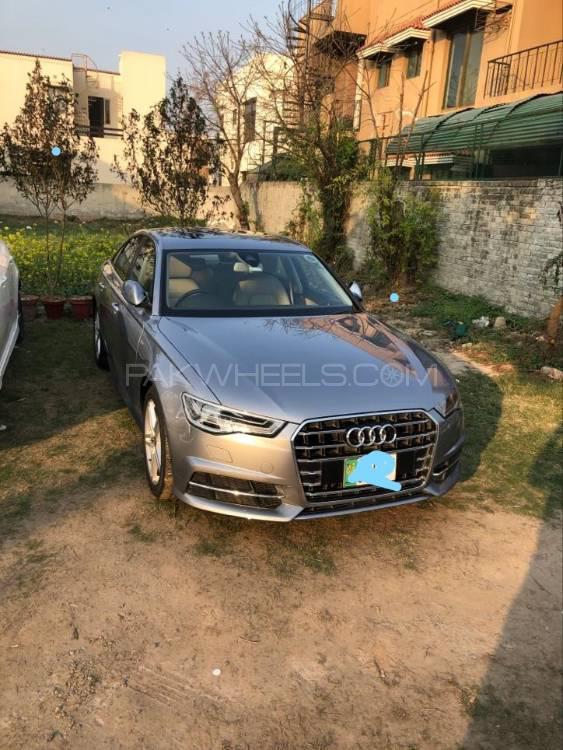 Audi A6 S6 Avant 2016 Image-1