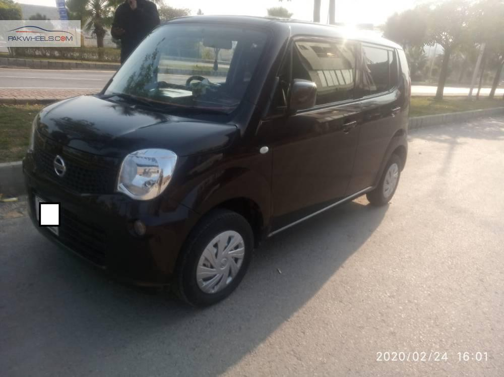 Nissan Moco X Idling Stop 2015 Image-1