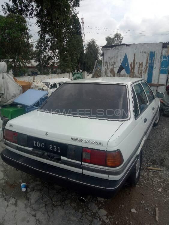 Toyota Corona DX 1985 Image-1