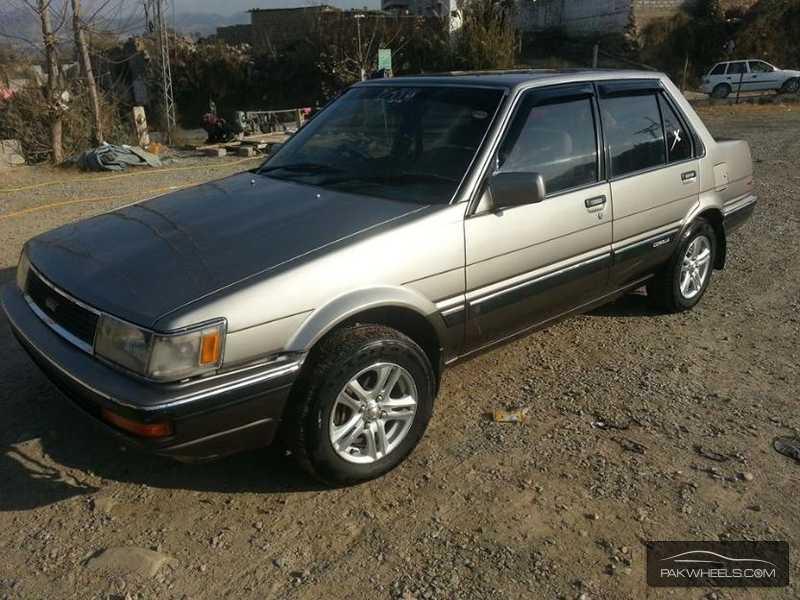 1986 Toyota Corolla For Sale Toyota Corolla 1986 for sale in Lahore | PakWheels