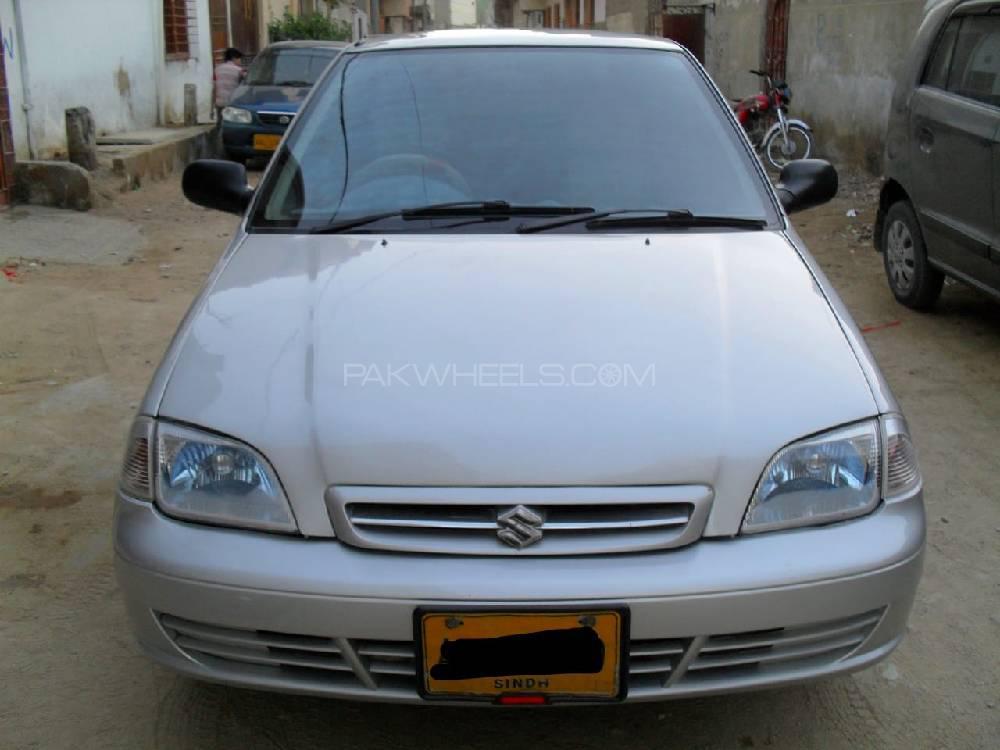 Suzuki Cultus VXLi (CNG) 2007 Image-1