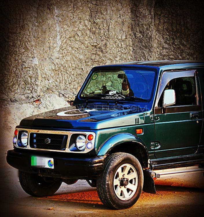 Suzuki Jimny Sierra - 1996  Image-1
