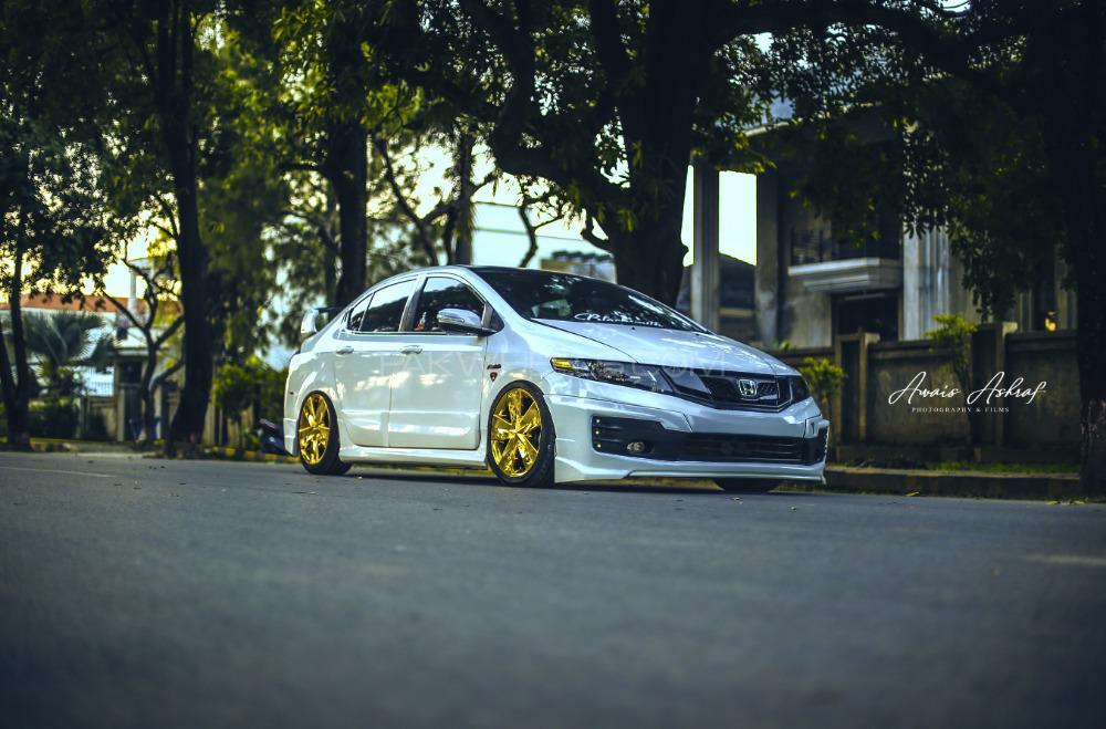 Honda City - 2014  Image-1