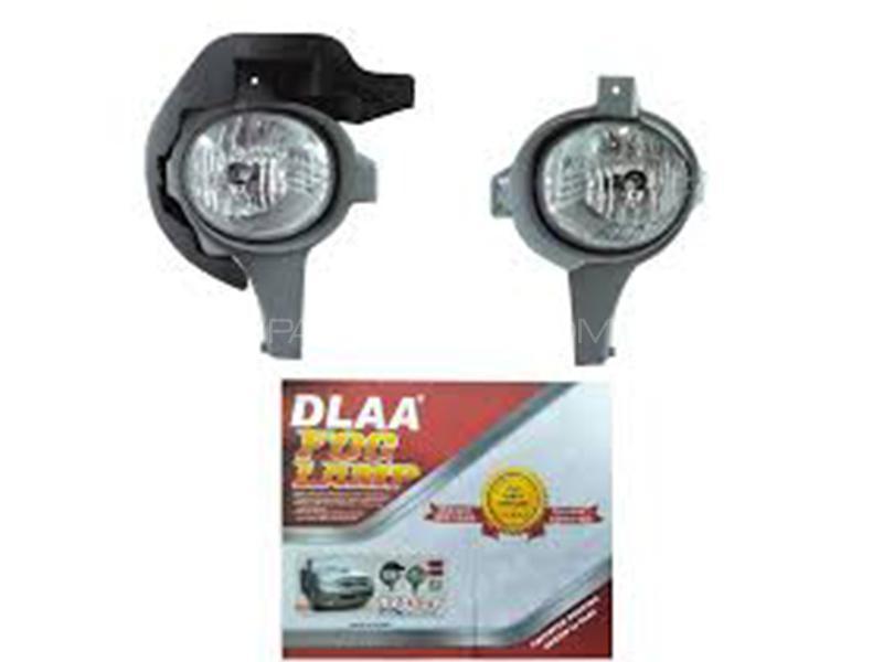 DLAA Fog Lights For Toyota Vigo 2005-2008 - TY013 in Karachi