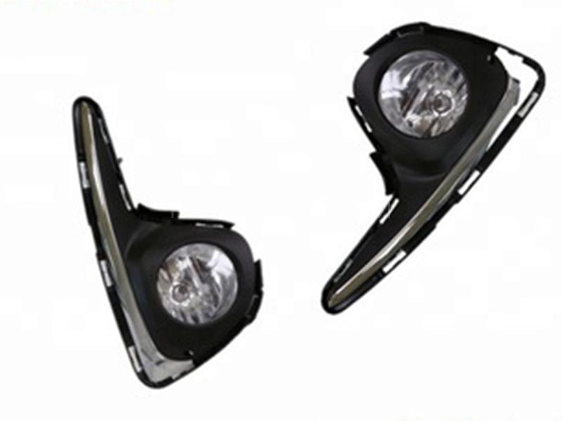 DLAA Fog Lights For Toyota Vitz 2016-2019 - TY110L2 Image-1