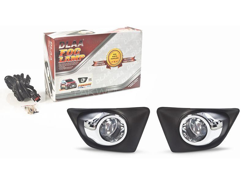 DLAA Fog Lights For Toyota Yaris 2020 - TY221 Image-1
