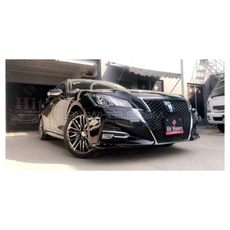 Toyota Crown - 2019  Image-1