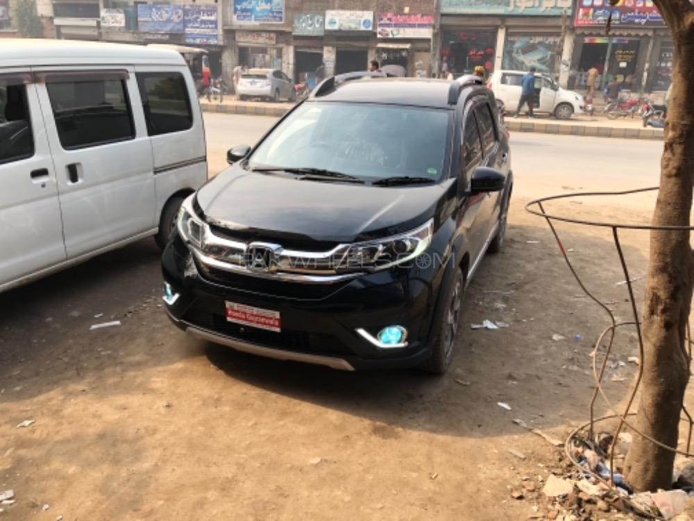 Honda BR-V - 2019  Image-1