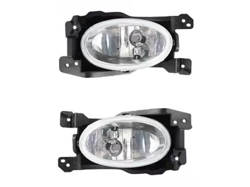 DLAA Fog Lights For Honda City 2014-2020 - HD536E Image-1