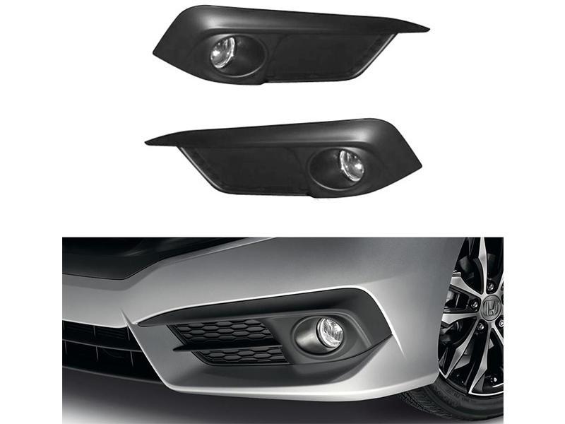 DLAA Fog Lights For Honda Civic 2016-2020 - HD952 Image-1