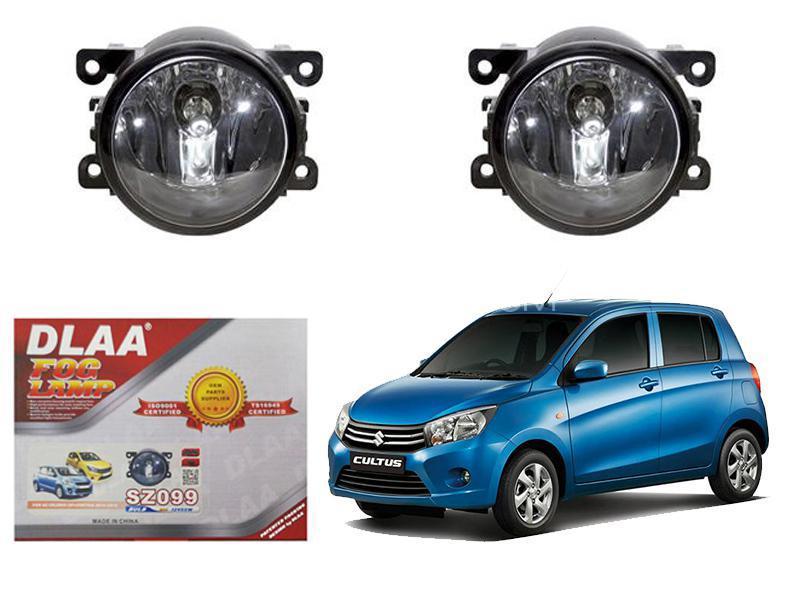 DLAA Fog Lights For Suzuki Cultus 2017-2020 - SZ099 Image-1