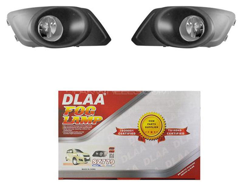 DLAA Fog Lights For Suzuki Wagon R 2014-2020 - SZ779 in Karachi